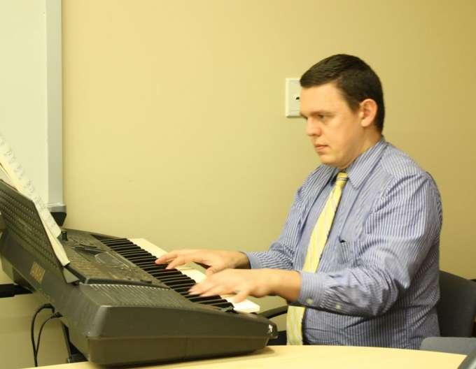 Daniel Pietras, MD Piano