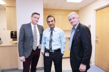 ECT experts Dr. Carr, Dr. Khurshid & Dr. Solomon