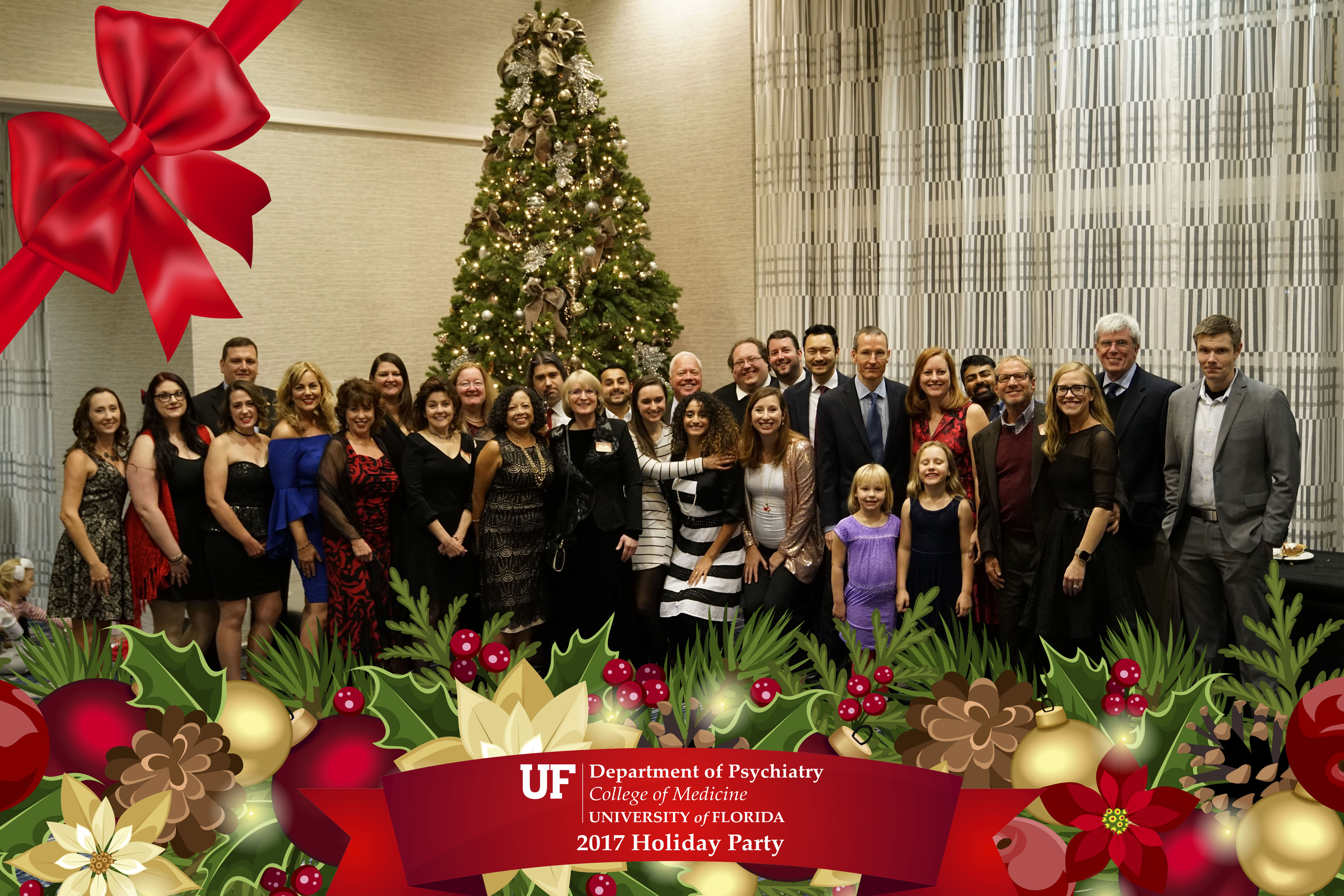 Christmas Holidays 2020 Ufl Happy Holidays from the Department of Psychiatry! » Department of