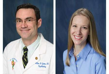 William Greene, MD and Lisa Merlp, PhD