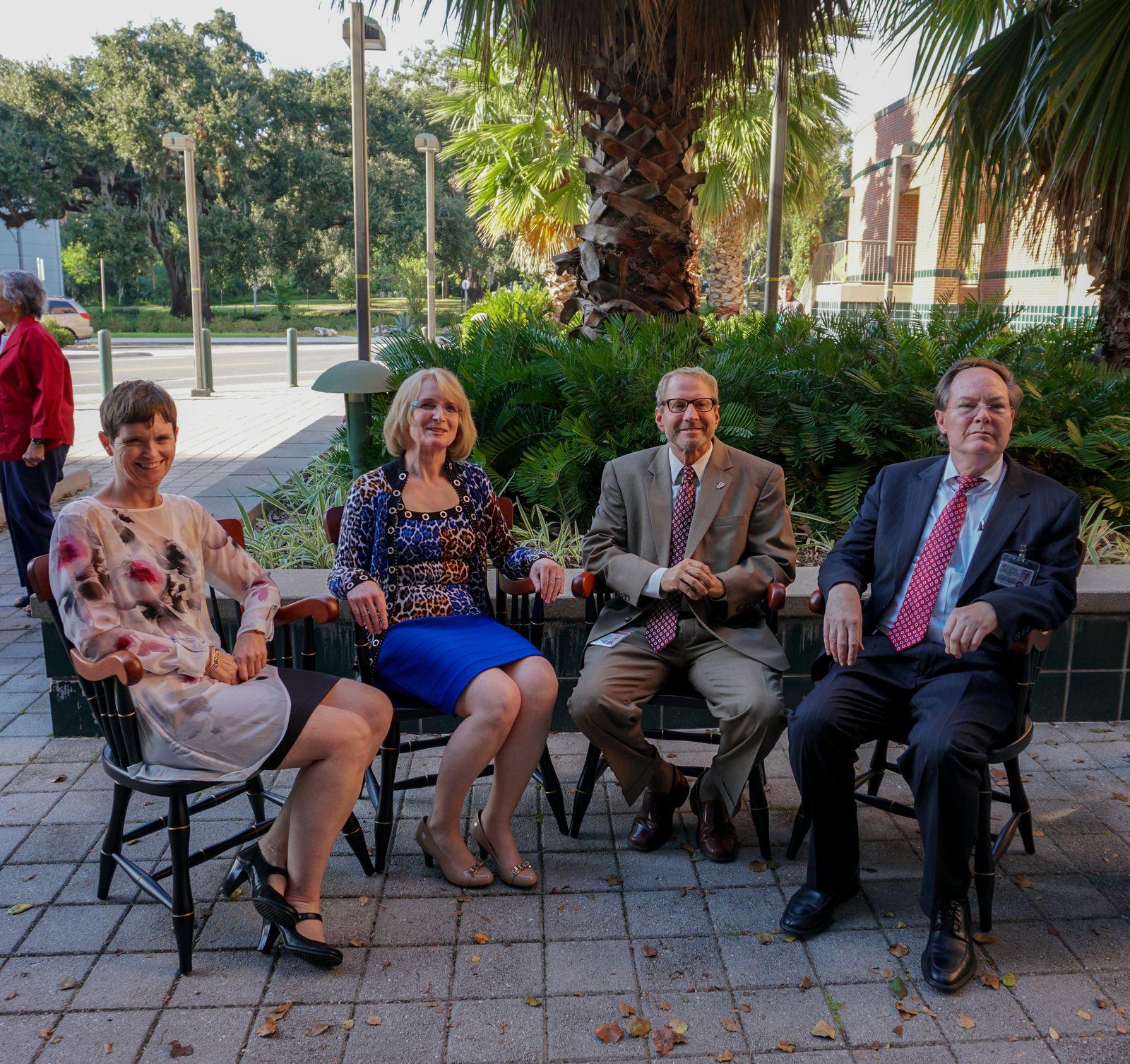 Celebrating Distinction – Four Psychiatry Faculty Receive