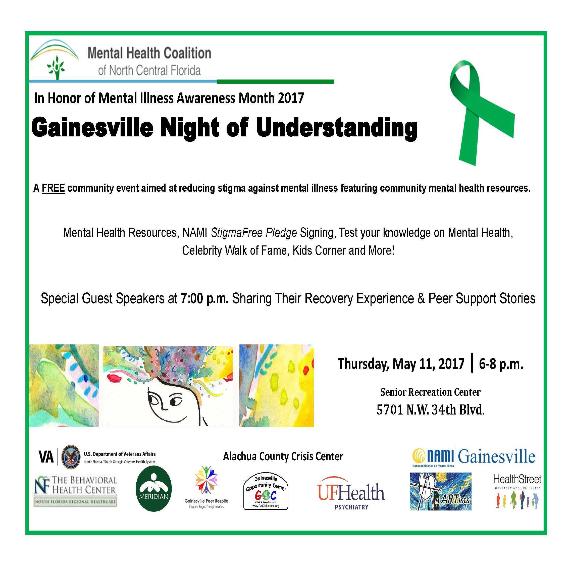 Gainesville Night of Understanding