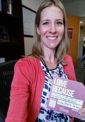 Lisa Merlo-Greene, PhD, MPE - Associate Professor
