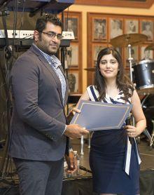 Nikhil Rao, MD, MSc and Miriam Rahmani, MD