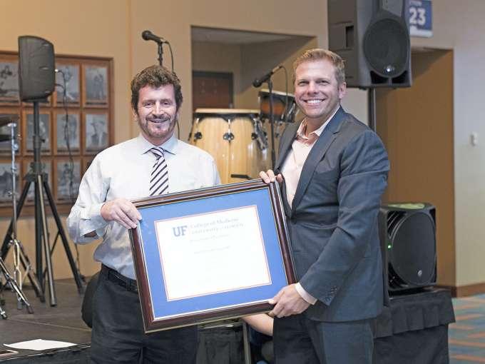 Robert Eaton, MD and Joel Silberberg, MD