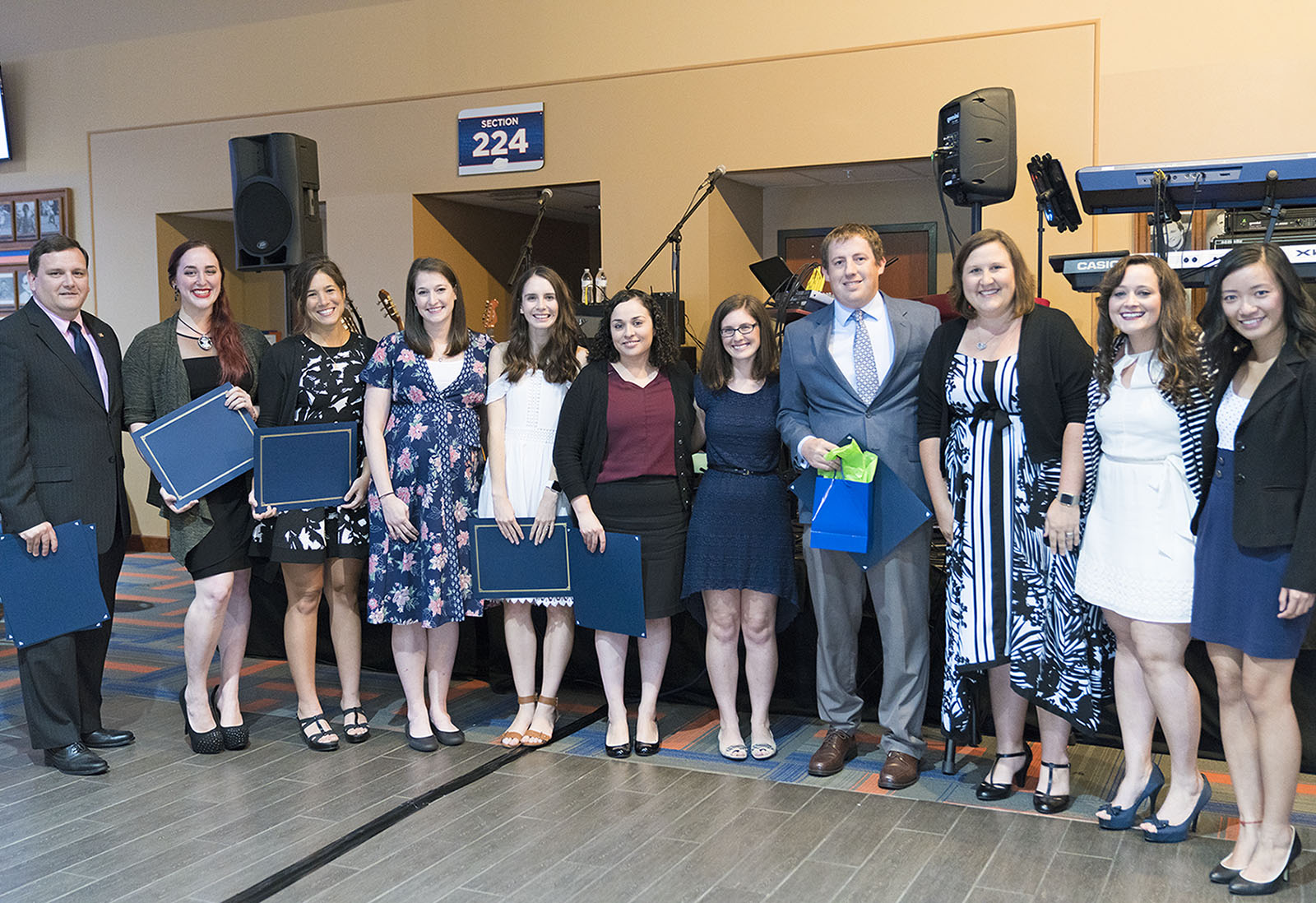 Medical Psychology Program Graduates