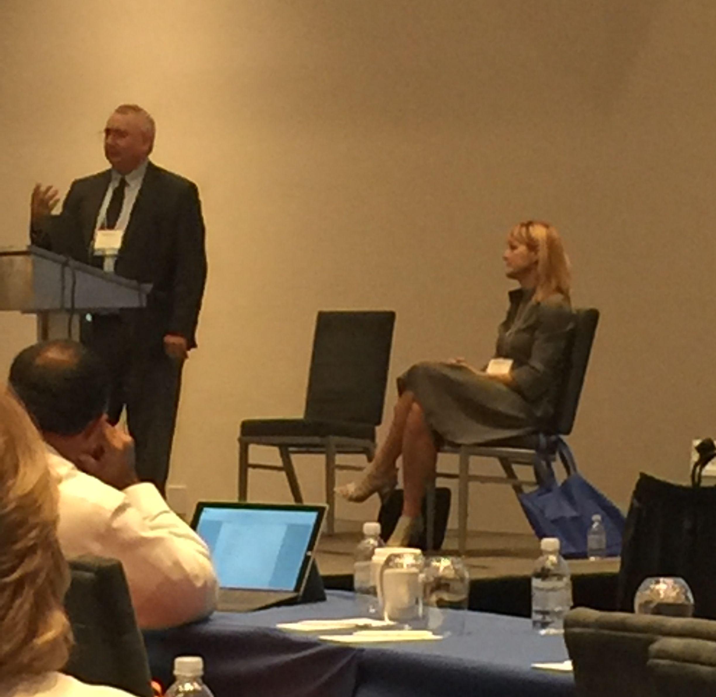 Dr. Thornton Speaking at NAMI FL
