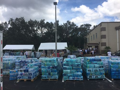 UF Helps with Puerto Rico Hurricane Relief