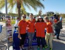 Drs. Hoxa, Davis, Guzman, and Bussing at NAMI Walk