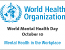 WHO Mental Health Day