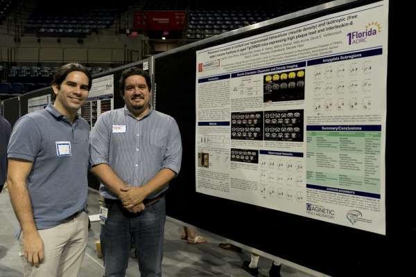Luis Colon-Perez, PhD & Marcelo Febo, PhD