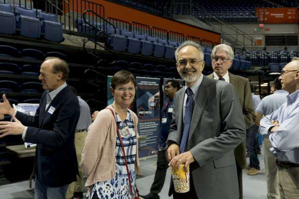 Dr. Mathews & PHHP's Dean Perri