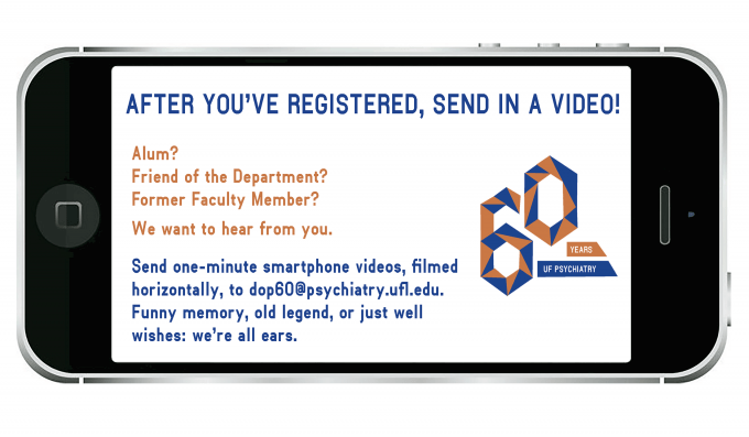This is the final flyer for our call for videos on the registration page.