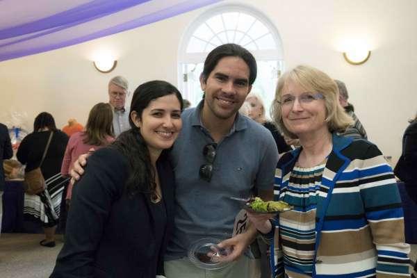 Dr. Yarelis Soto, Luis Colon-Perez, & Dr. Regina Bussing