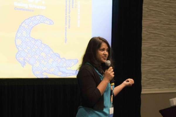 Pam Kissoondyal - Lessons Along the Way - A Parent Perspective