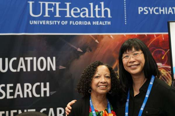 APA Priscilla Spence and Joespha Cheong