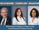 18th Annual Chapman Chapter of the Gold Humanism Honor Society