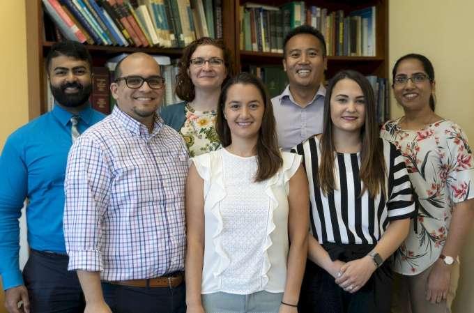 2018 DCAP Fellows