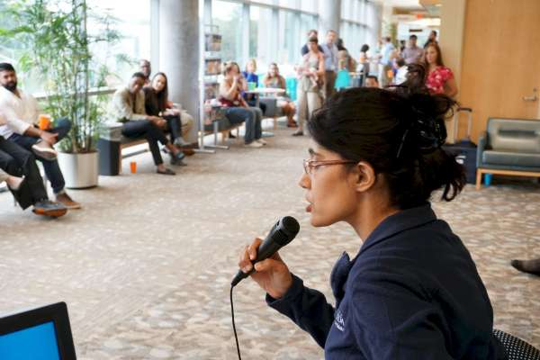 MC Mariam Rahmani
