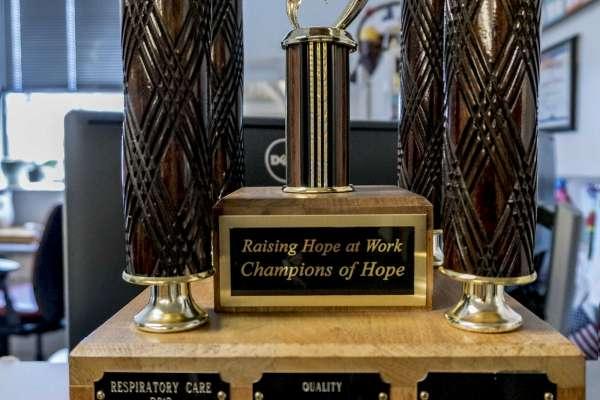 Raising Hope at Work