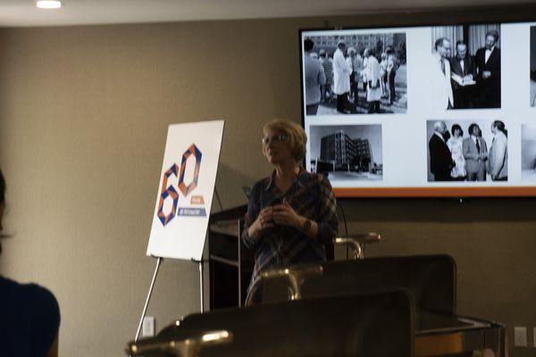 60th Anniversary Alumni Football Social