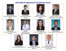 2019-2020 UF Department of Psychiatry Interns