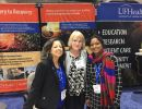 Priscilla Spence, Drs. Regina Bussing, Syeda Sultana