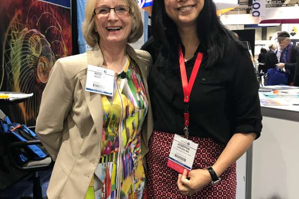 Drs. Regina Bussing, Josepha Cheong