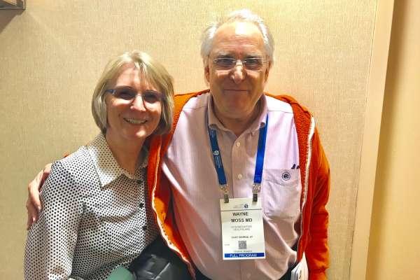 Drs. Regina Bussing, Wayne Moss