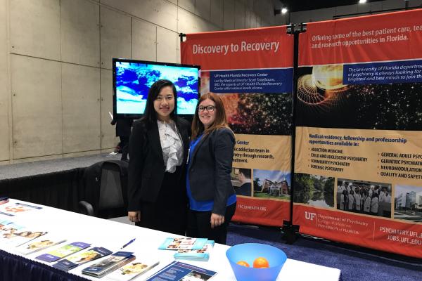 Drs. Yarelis Guzman-Quiñones and Fei Chen