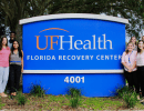 Eight Members of Florida Recovery Center Accepted as Student Affiliates of UF CARE