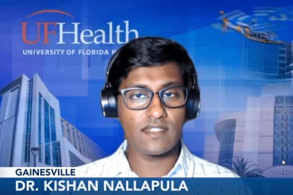 Dr. Nallapula on TV20