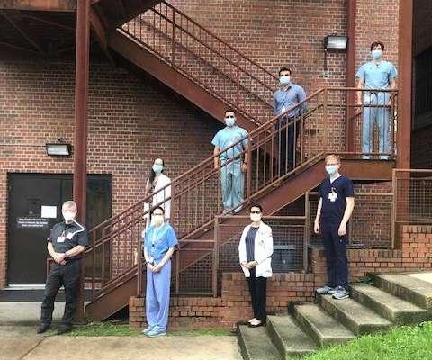 The UF Health Shands Psychiatric Hospital consultation team