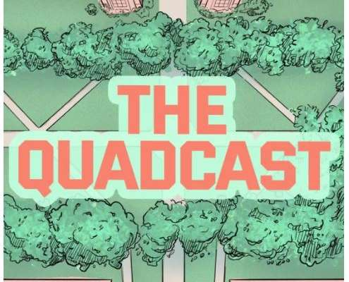 The Quadcast Logo