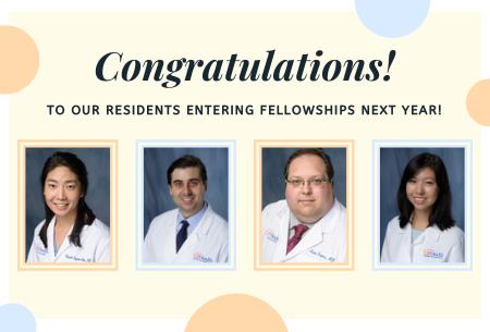 Fellowship Congratulations Banner