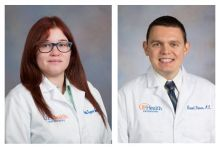 Yarelis Guzman-Quinones, MD and Daniel Pietras, MD