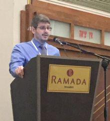 Michael Shapiro, MD at Bioethics World Congress