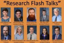 Research Flash Talks