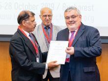 Dr. Pumariega receives Honorary Fellowship