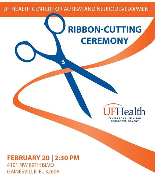 UF Health CAN Ribbon Cutting