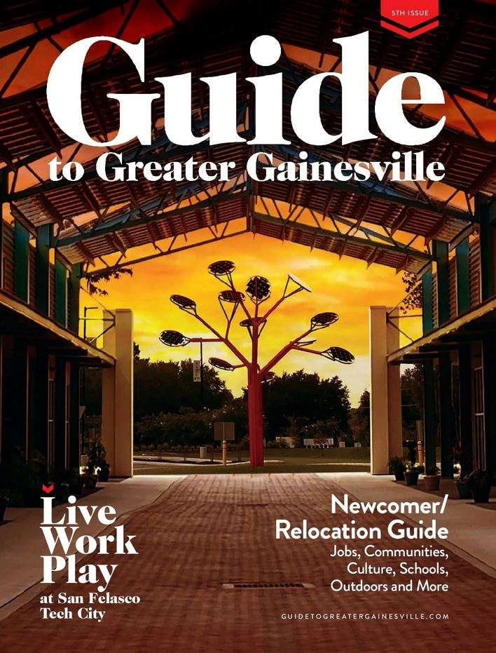 Guide to Gainesville cover
